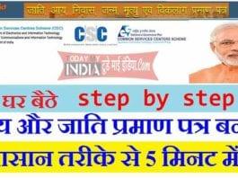 income-certificate
