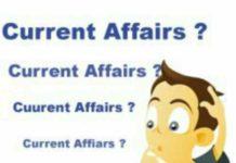 """""""Current Affairs"""""""
