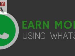 Earn with WhatsApp