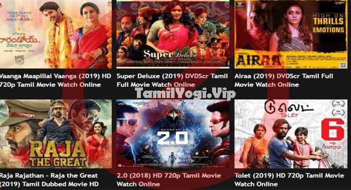 TamilYogi-2019