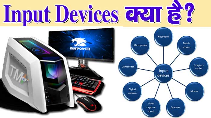 Computer-Input-device