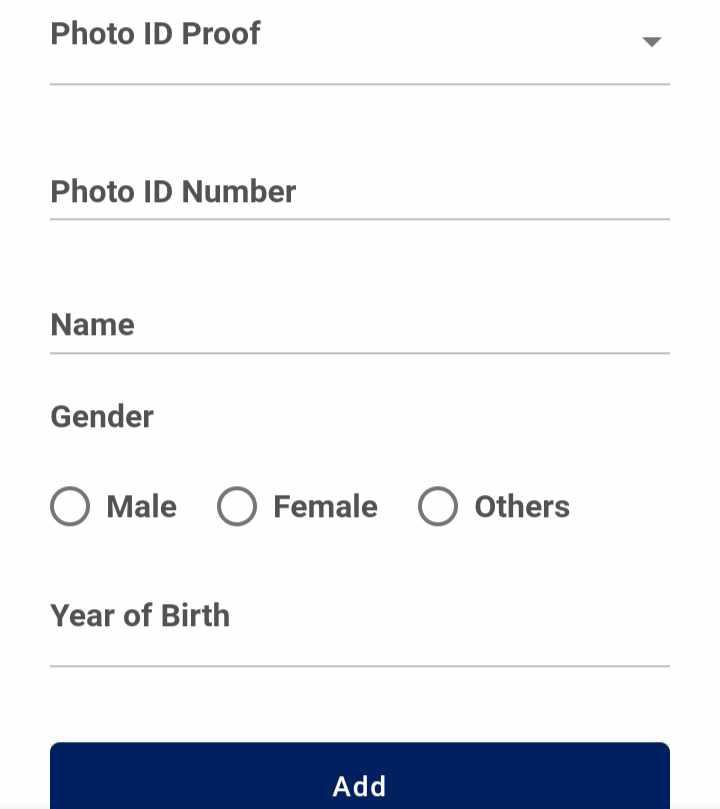 Cowin 18 Plus Registration